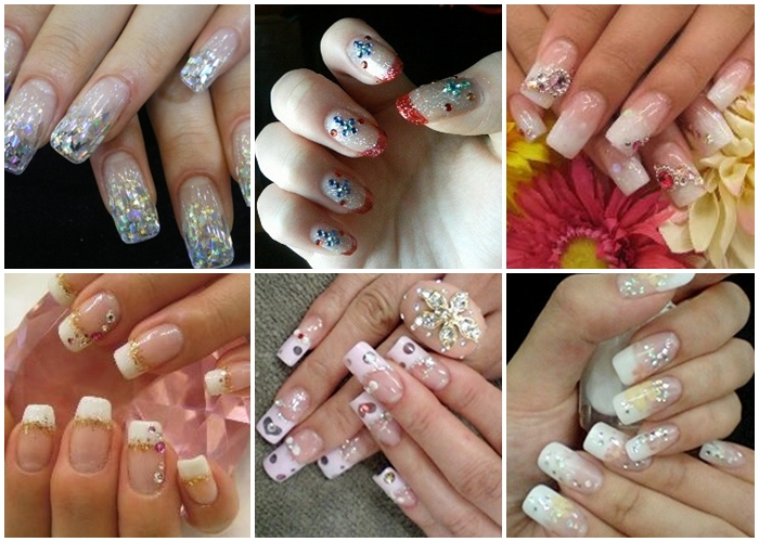Nail Art Designs Korean